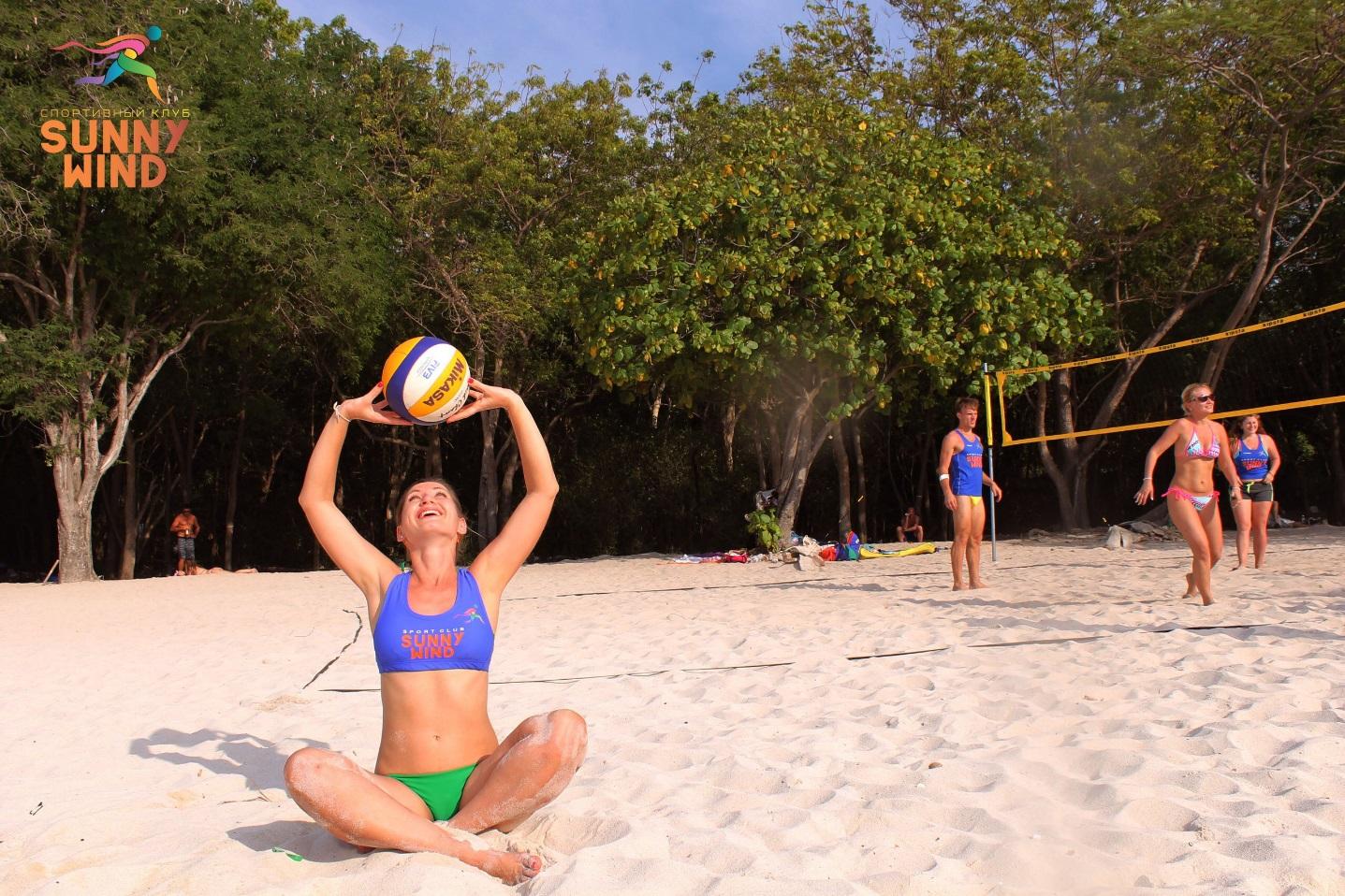 Обучение волейболу за границей