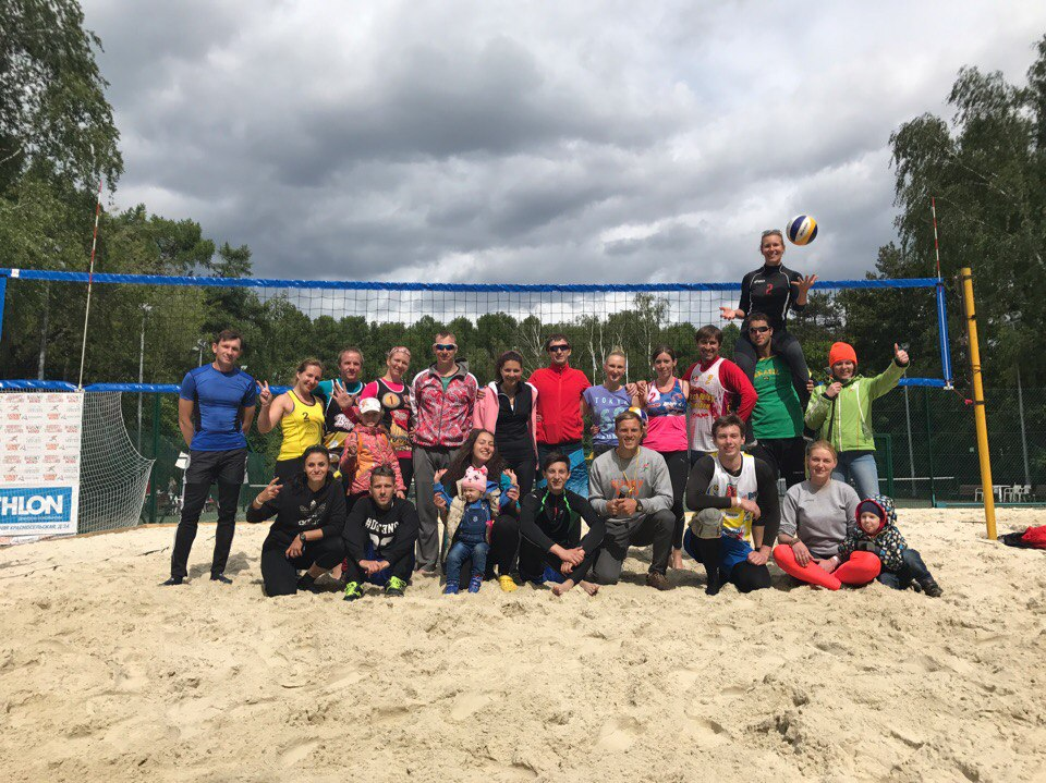турнир в Сокольниках по пляжному волейболу GAGARIN CUP 201