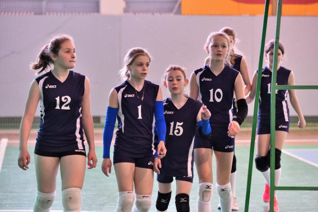 Волейбол для девочки